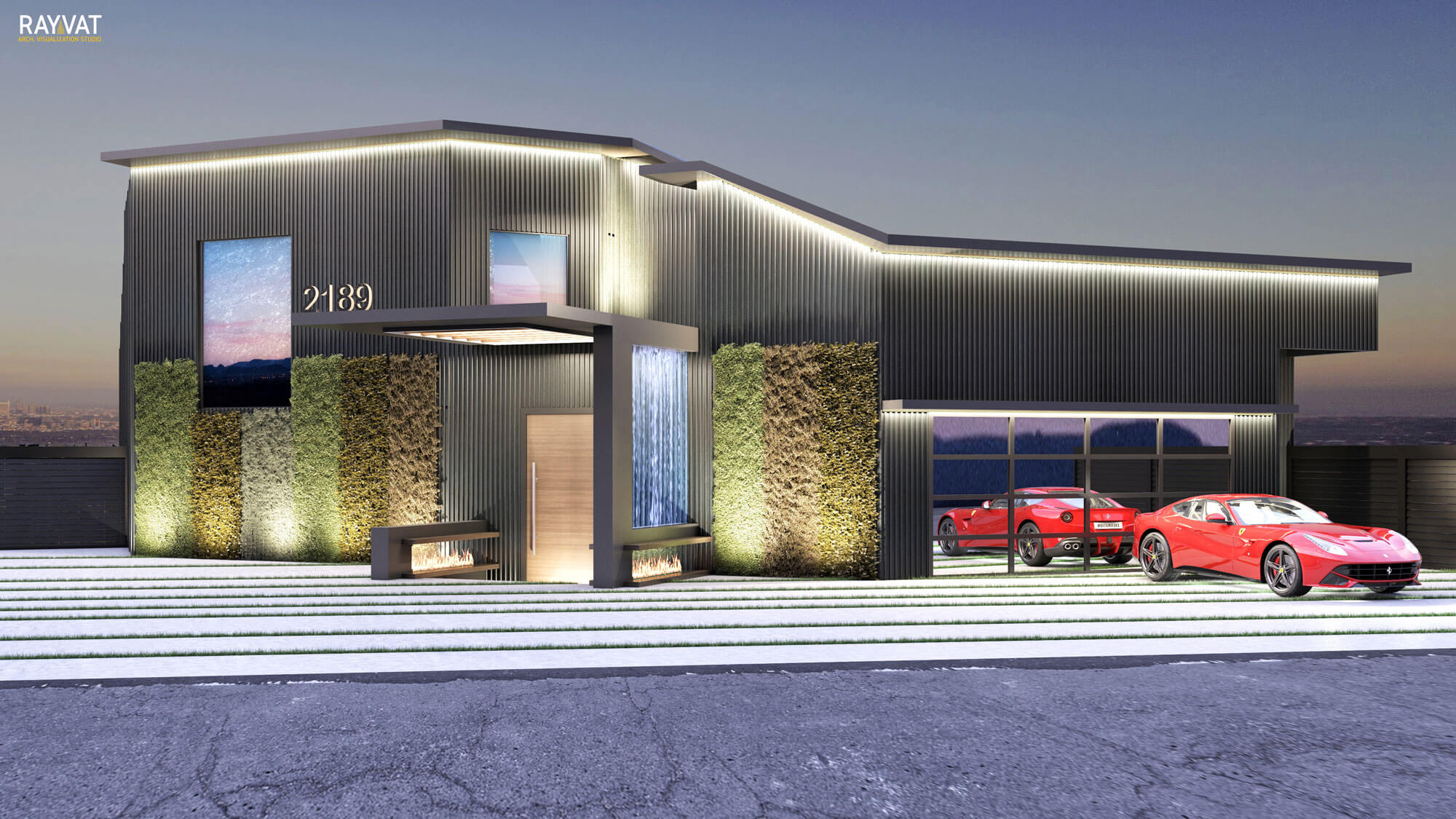 3D Rendering Services Los Angeles, California