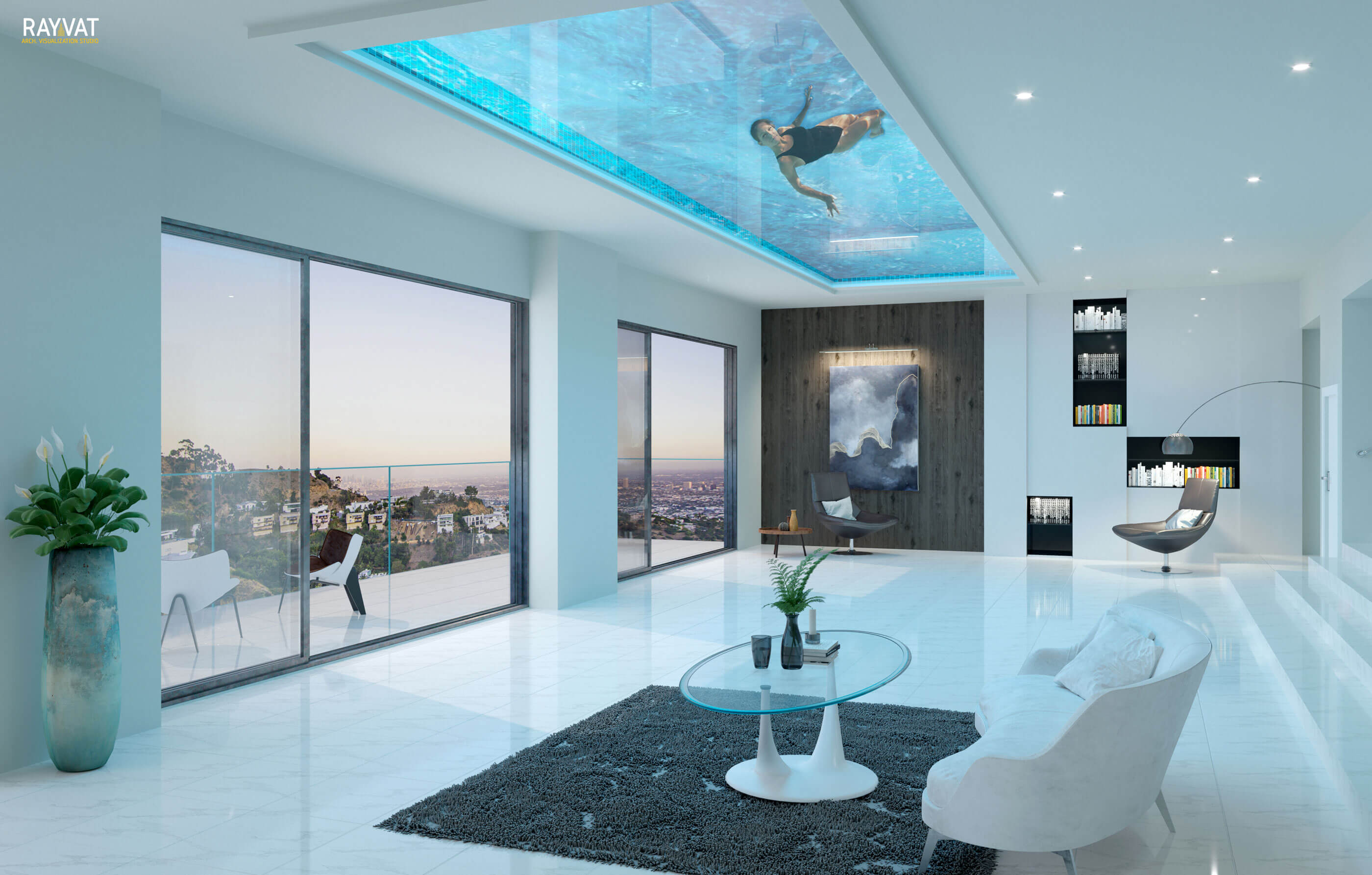 3D Rendering Services San Diego, California