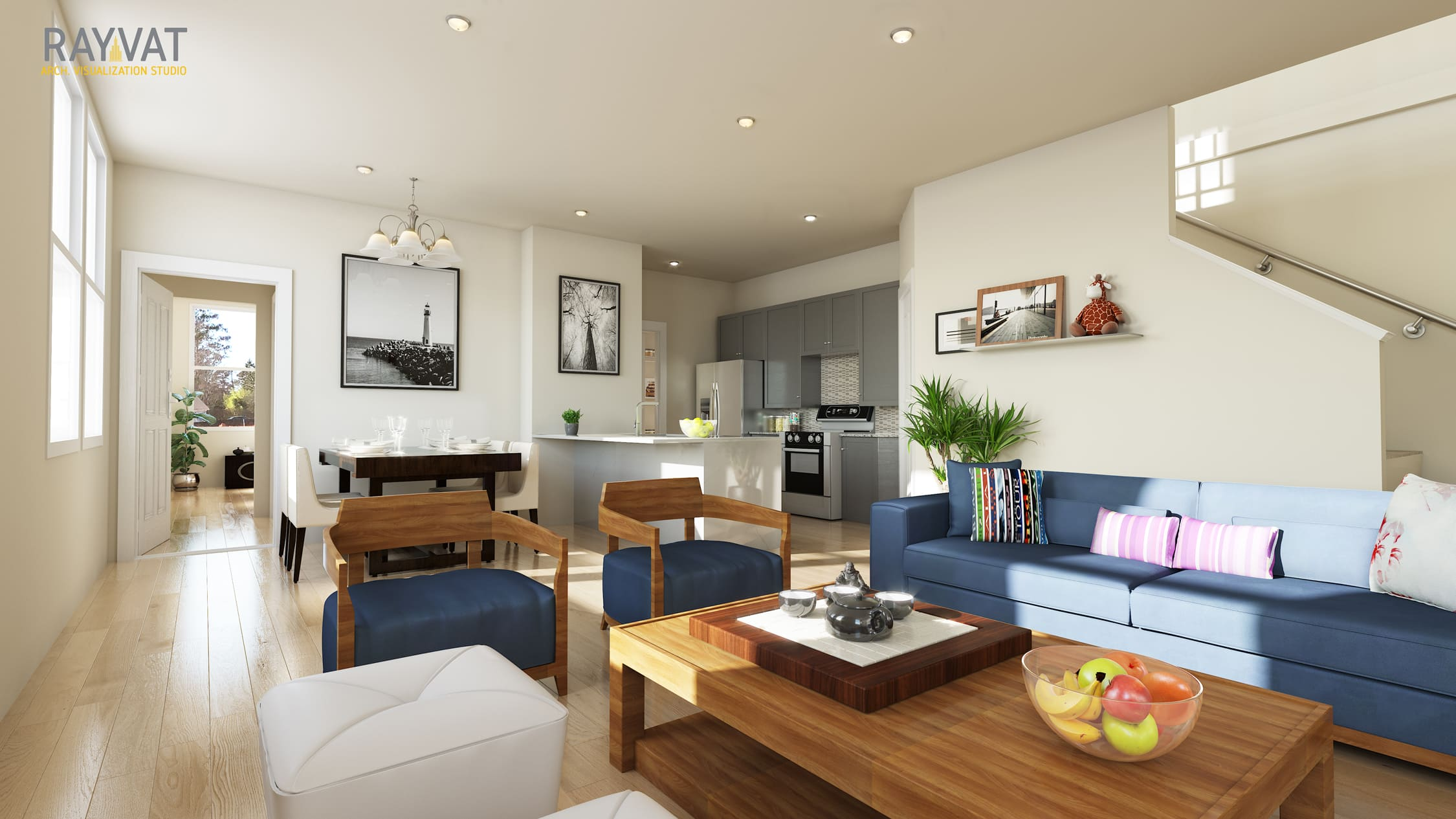 3D Rendering Services Long Beach, California