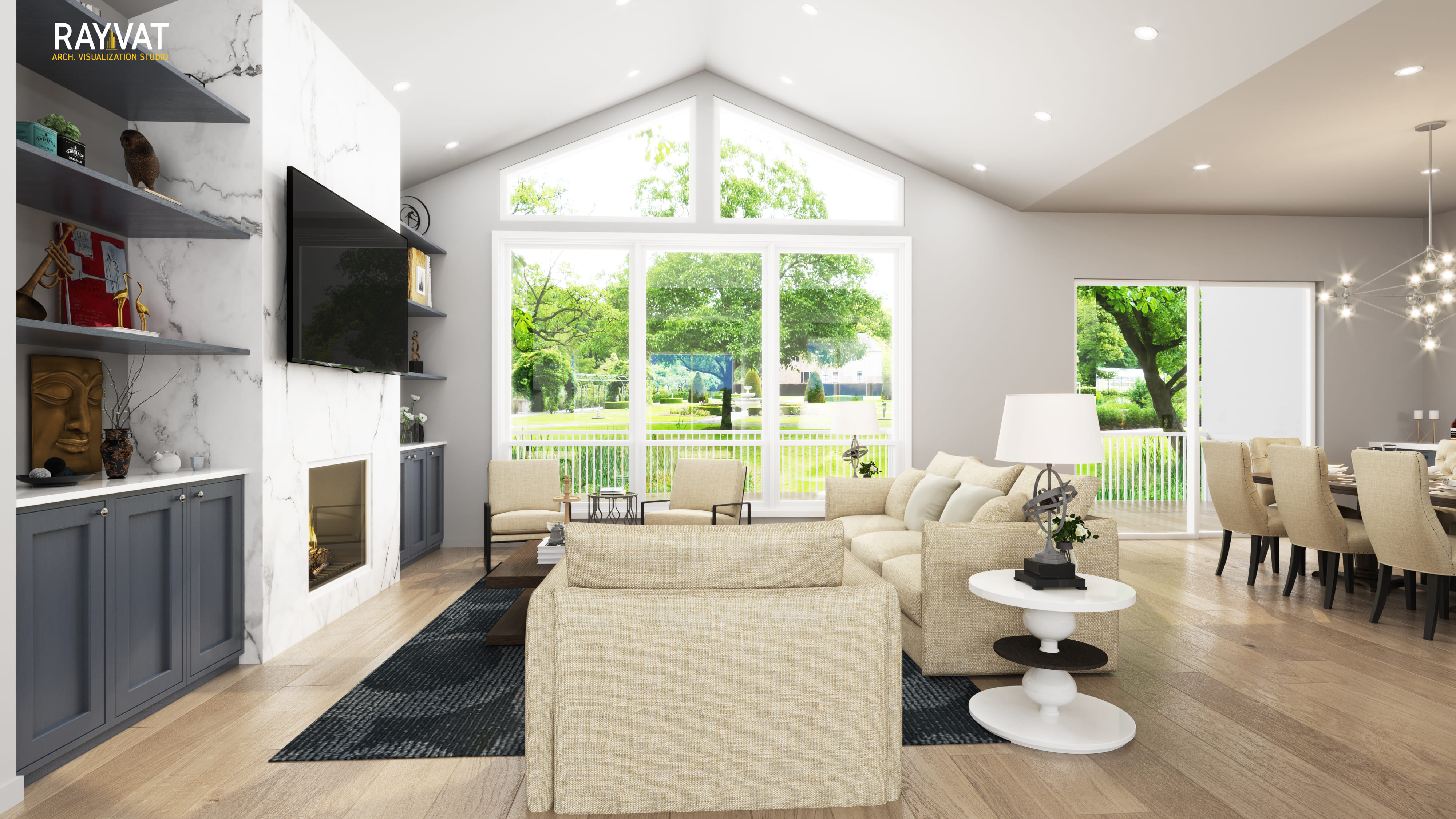 3D Rendering Services Aurora, Illinois