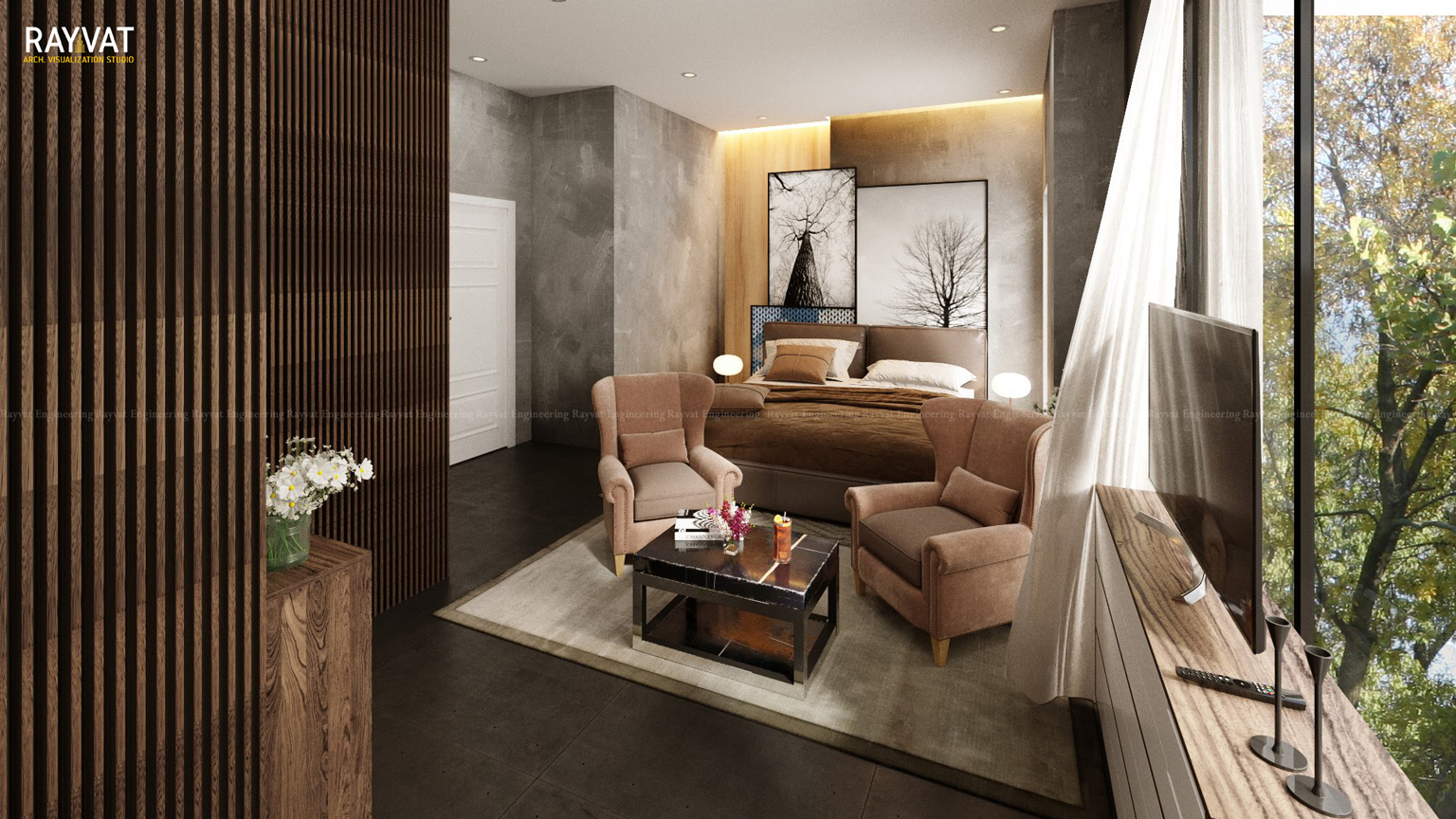 3D Rendering Services Beverly Hills, California