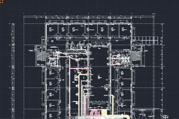 2D CAD Drafting Services