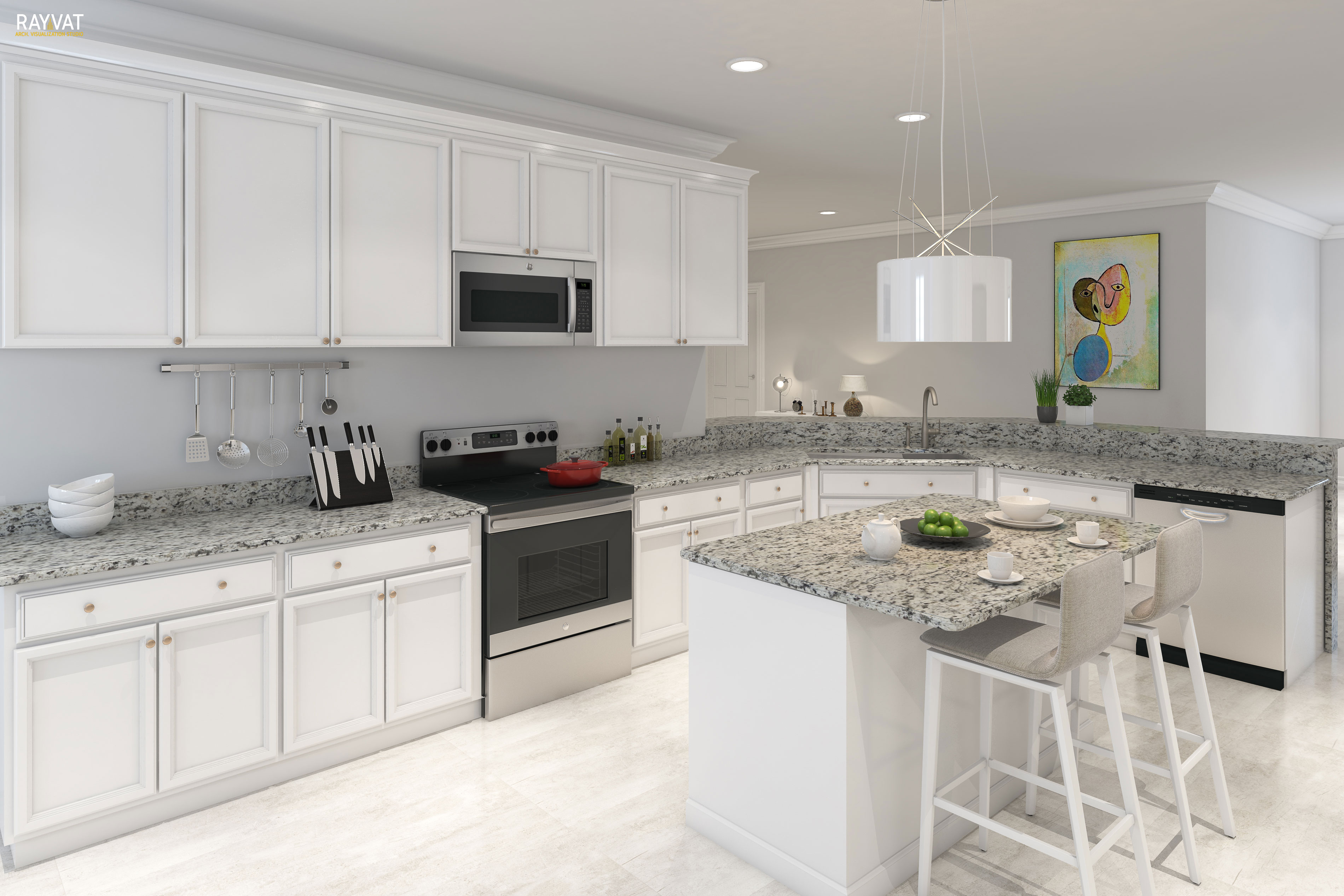 3D Rendering Services Rockford, Illinois