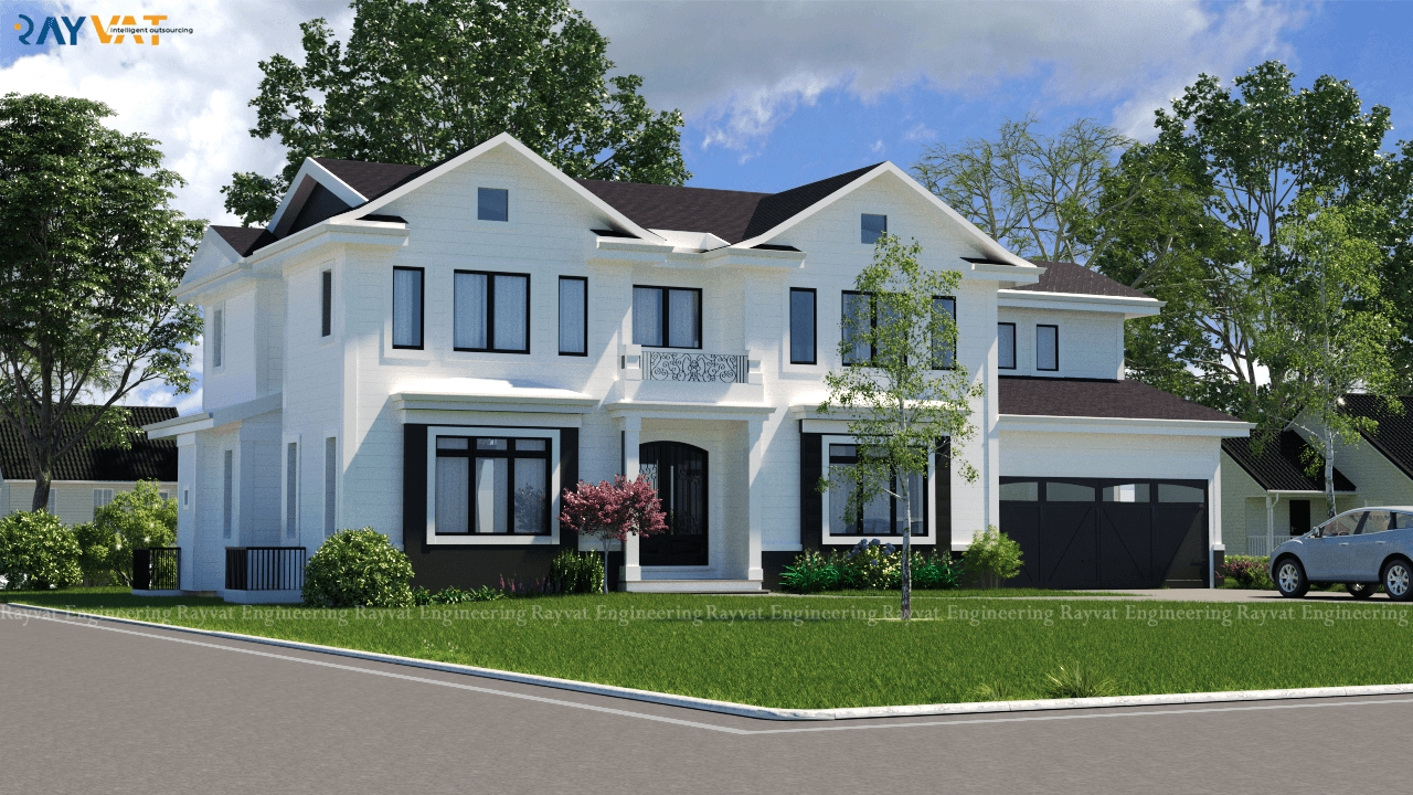 3D Rendering Services Case Study