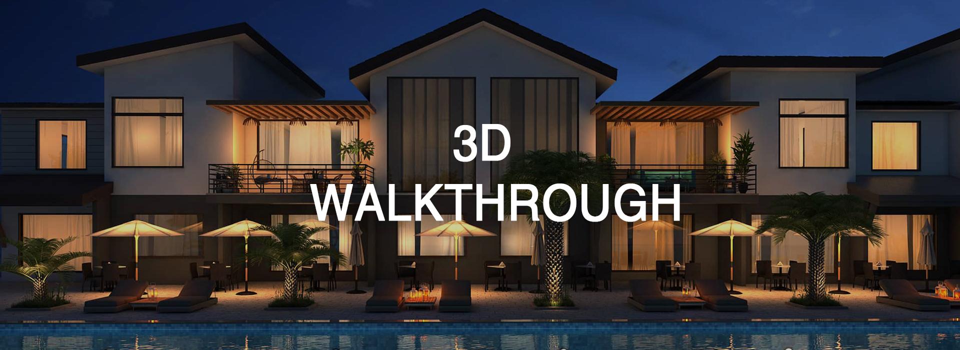 3D Walkthrough Animation Portfolio