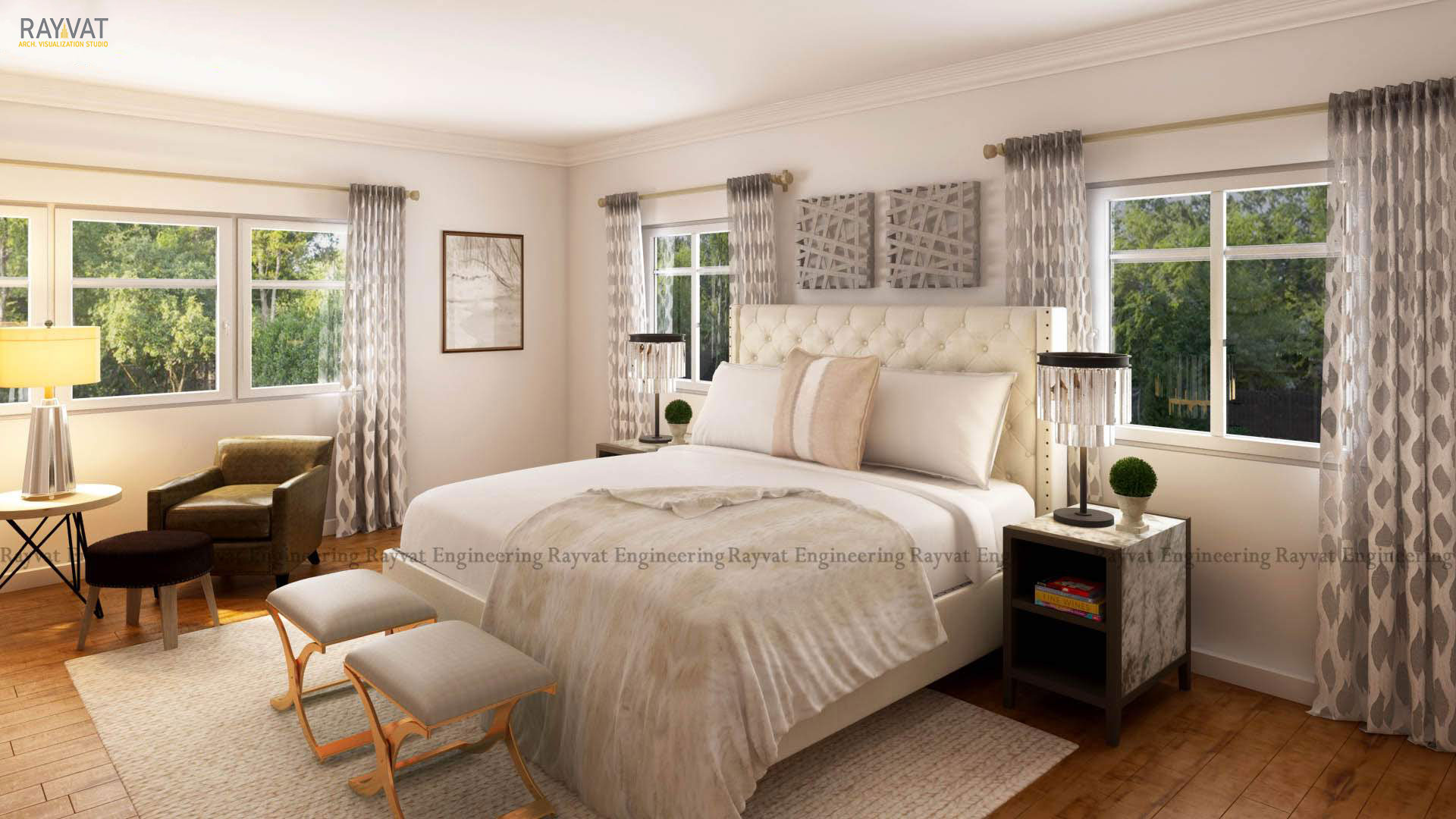 3D Rendering Services Raleigh, North Carolina