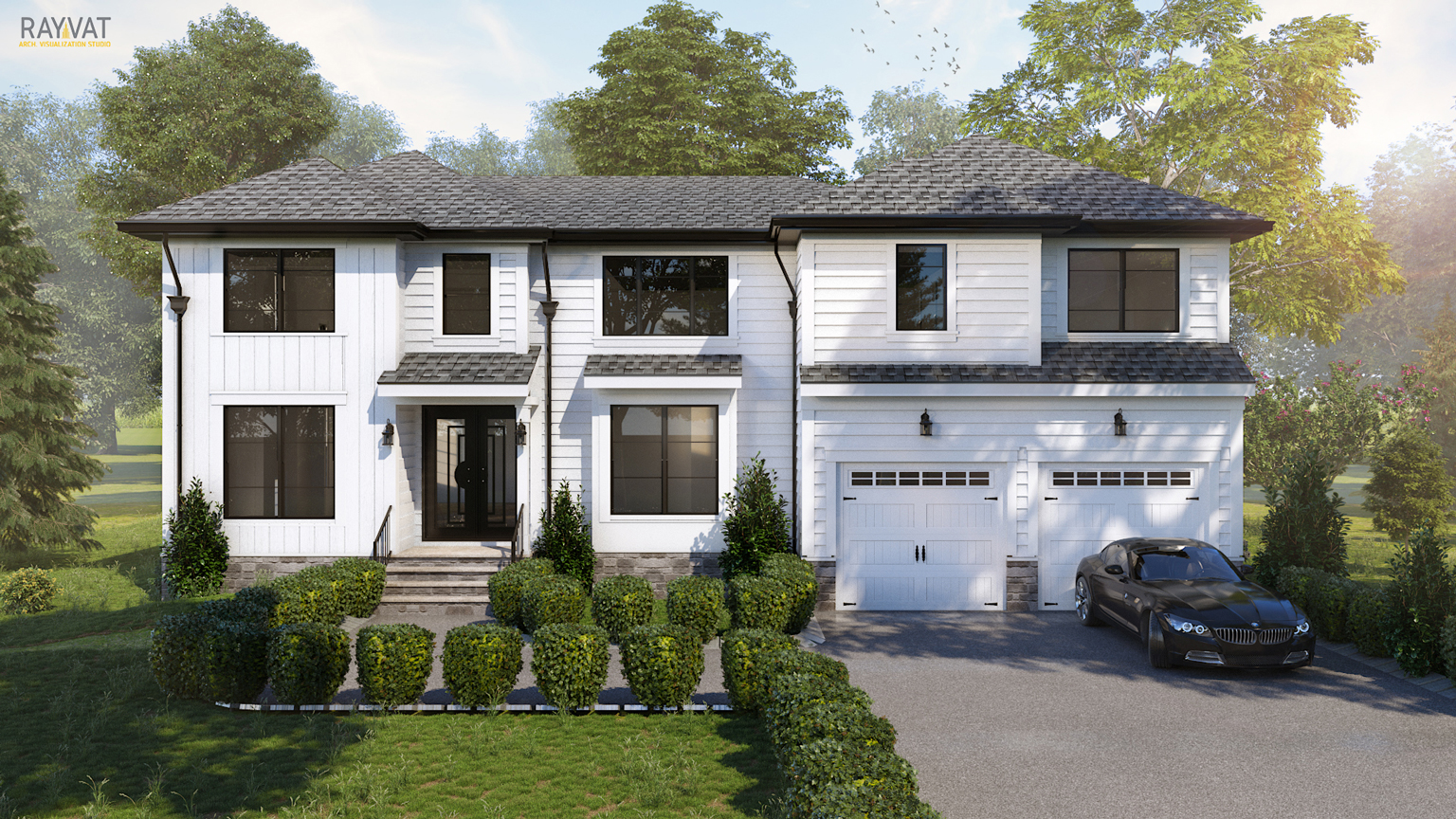 3D Rendering Services Fort Worth, Texas