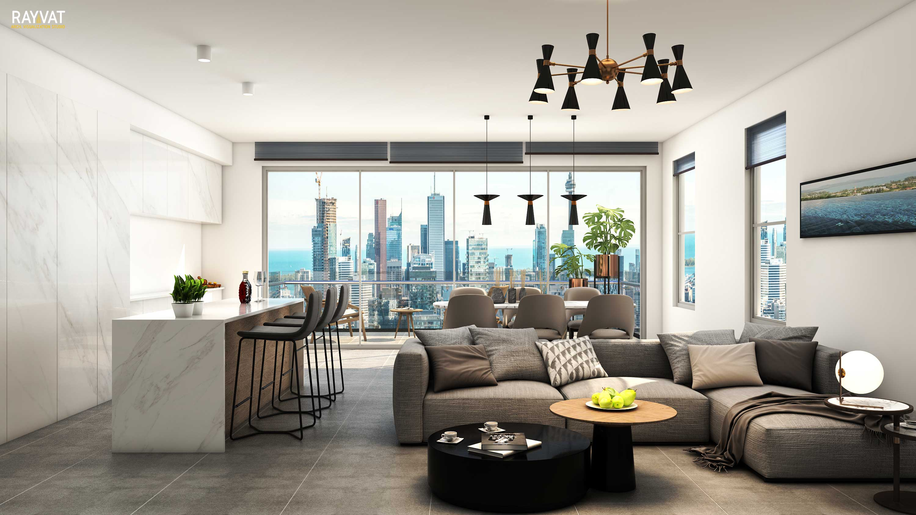 3D Rendering Services Chicago