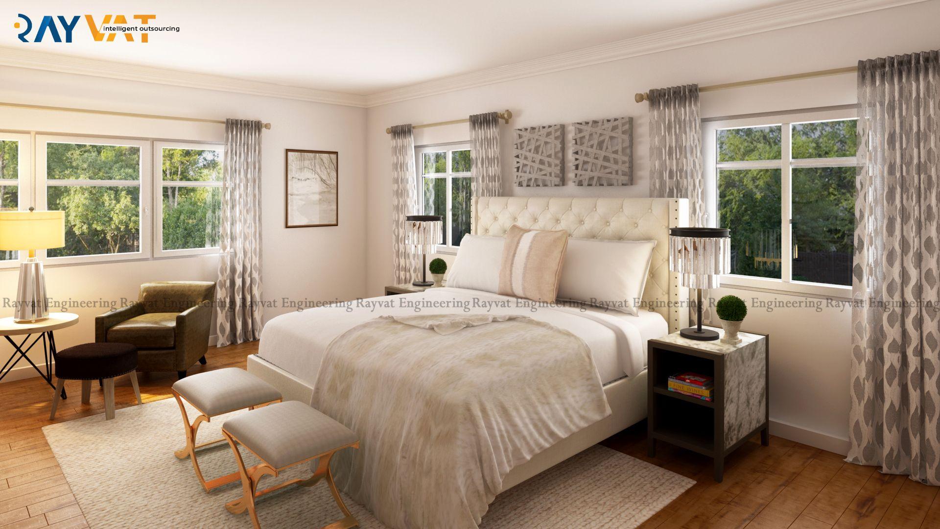 Rustic Bedroom Furniture Design