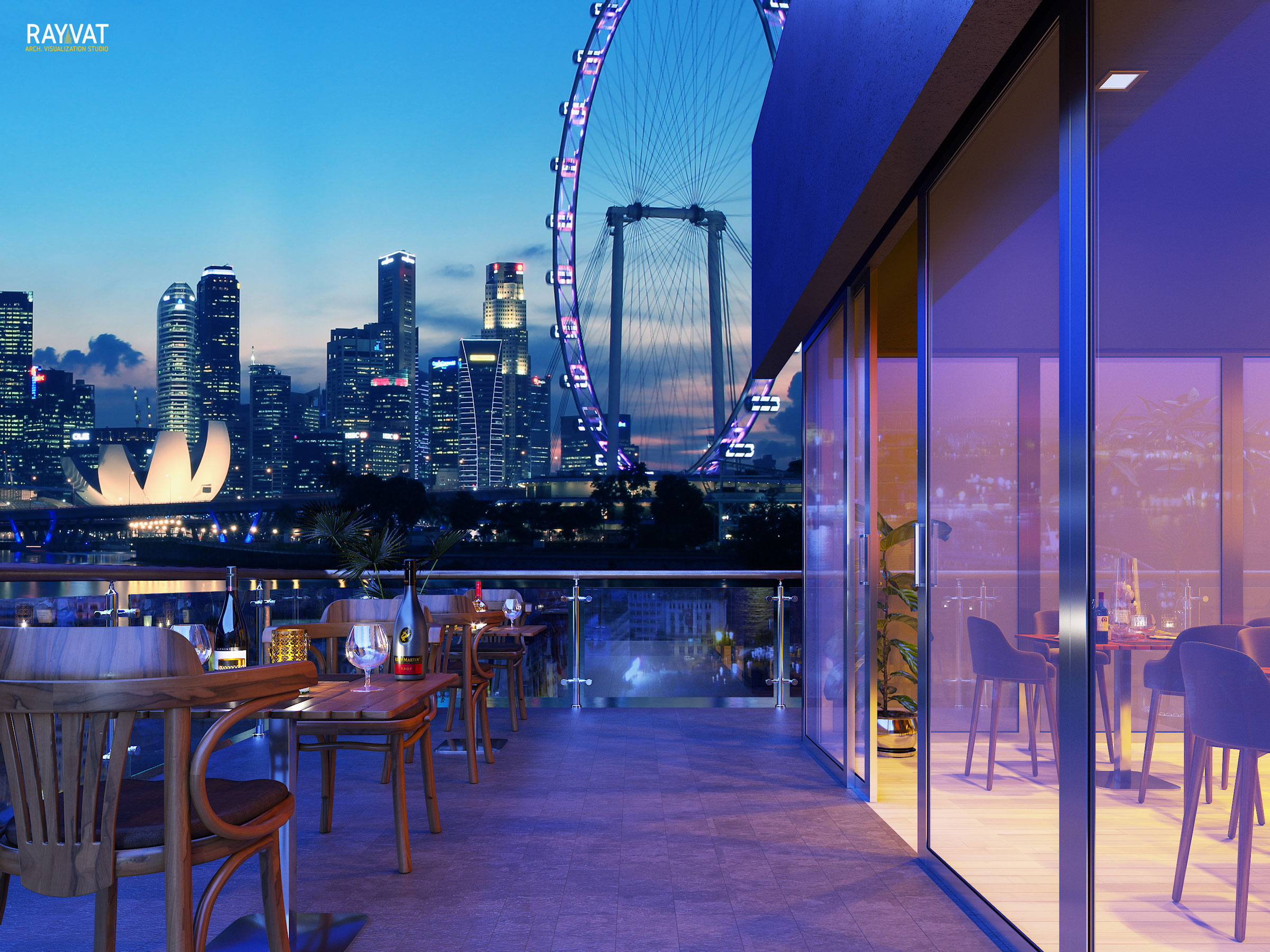 3D Rendering Services London