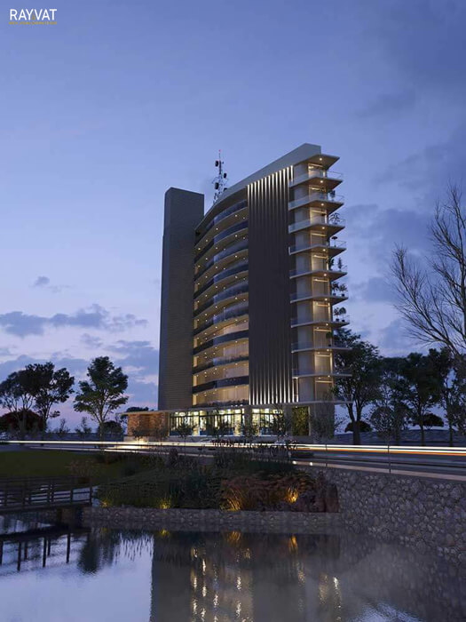 'THE SKY IS THE LIMIT' – 3D EXTERIOR RENDERING, SIGNATURE 64, AUSTRALIA