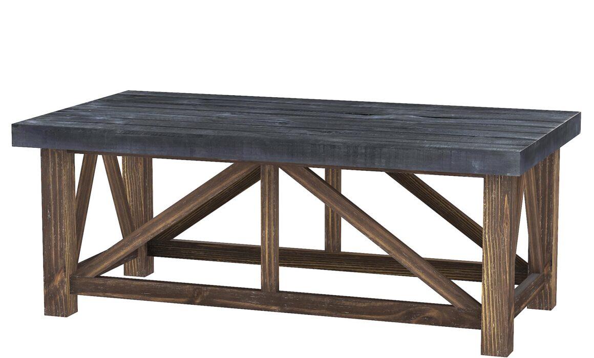 3D RENDER FOR FURNITURE – SPENCER COCKTAIL TABLE