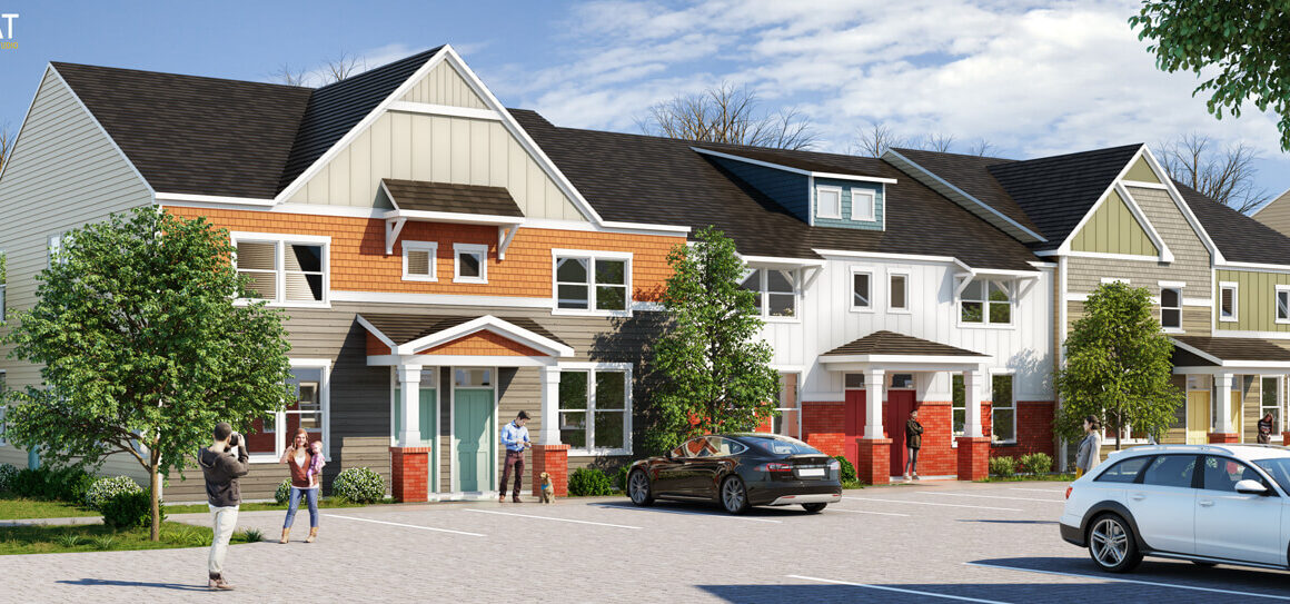 FARM-HOUSE-MODEL-HOUSING-3D-STREET-VIEW-FOR-TOWNHOMES-SOUTH-CAROLINA-