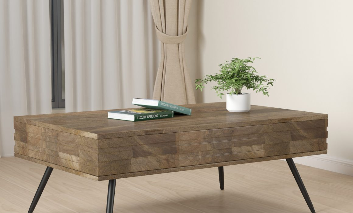 Morden Furniture Modeling Design