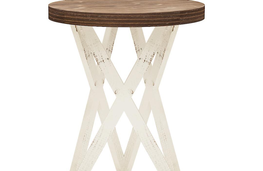 3D FURNITURE RENDERING – GALAXY END TABLE