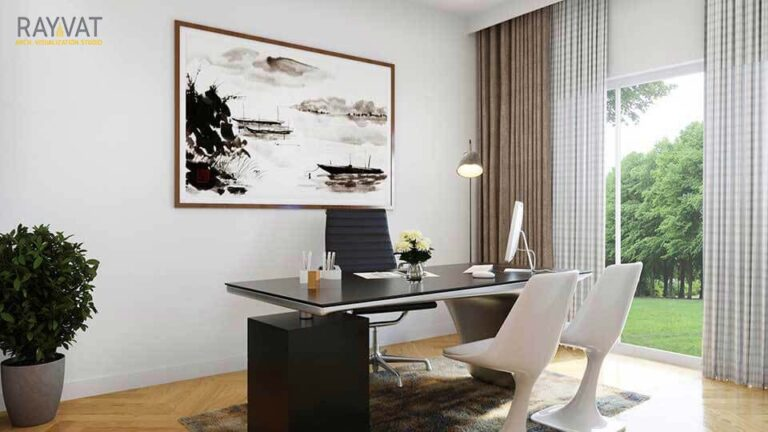 'INTERIOR THAT REFLECTS YOU' – 3D INTERIOR RENDERING, FLORIDA, USA