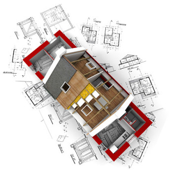 3d-buildings-and-the-floor-plan-top-view