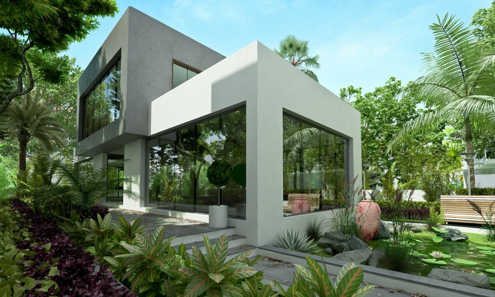 Architectural Renderings Services