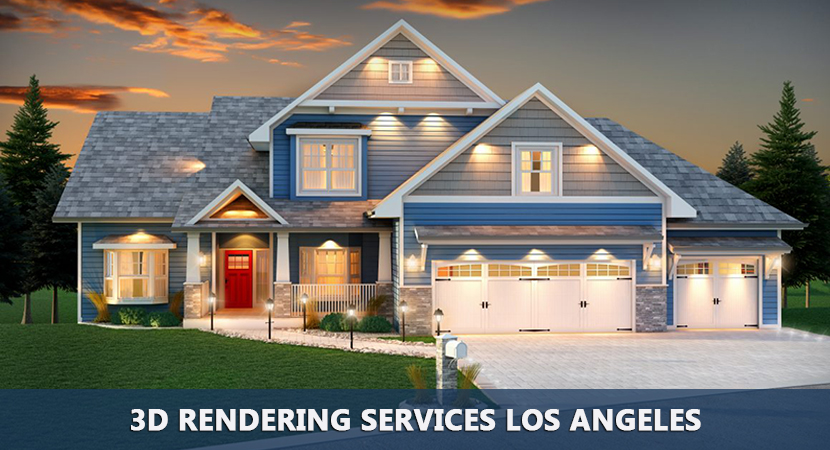 3D Design Services Los-Angeles