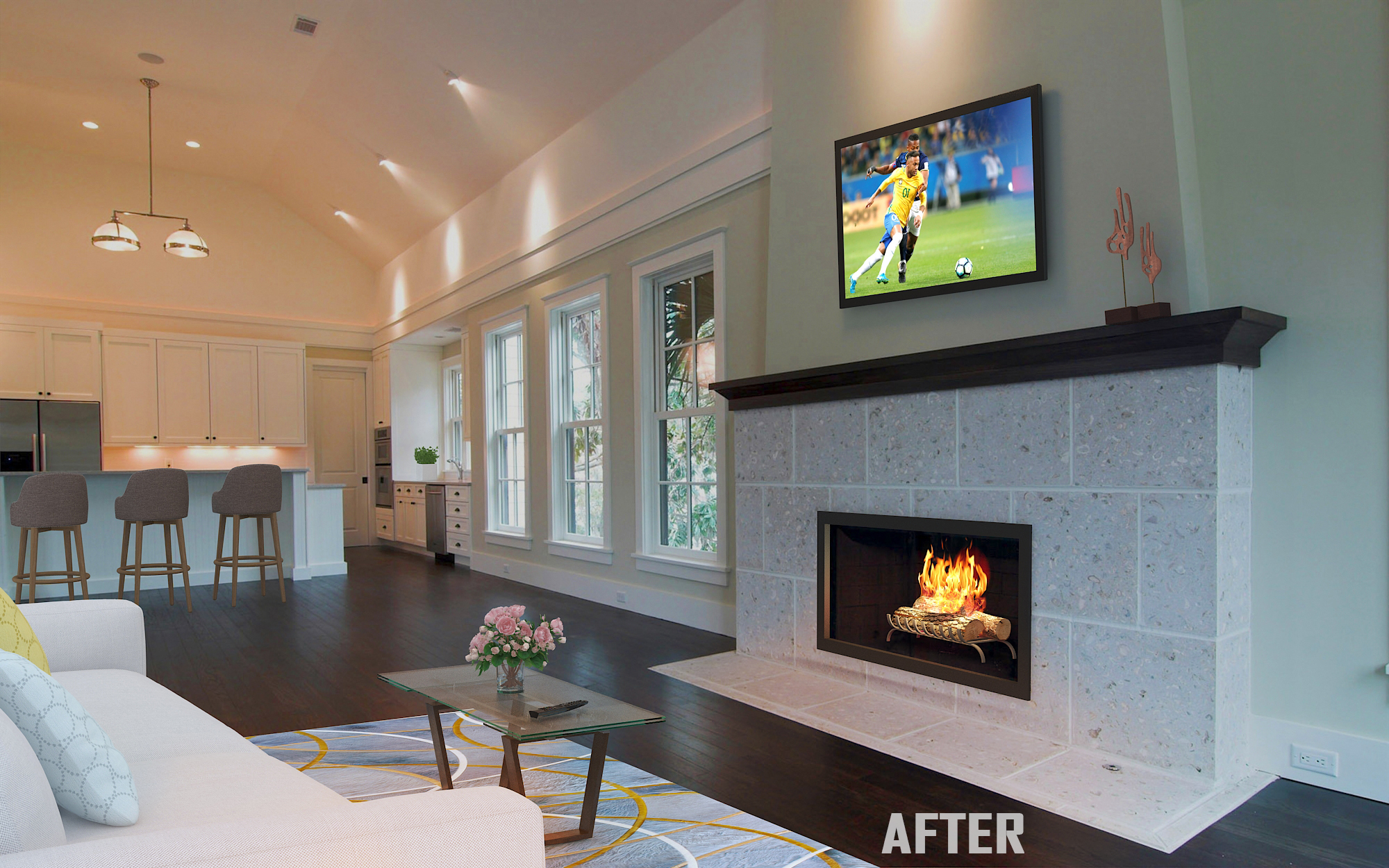 3D Virtual Staging Services After