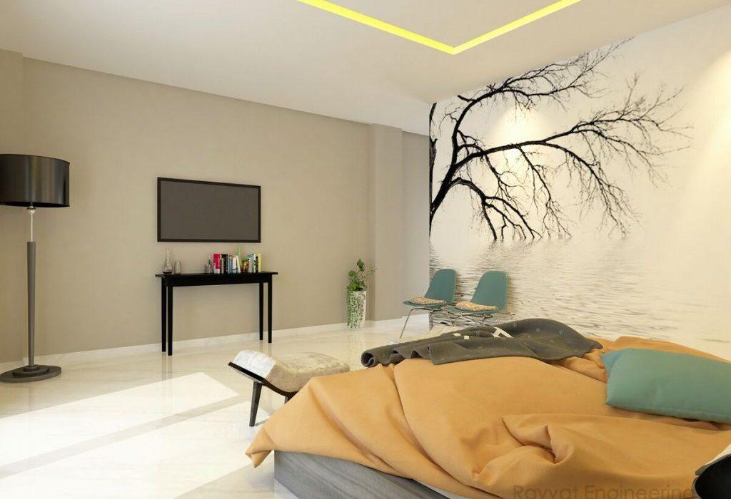 3D Interior Design Rendering New York