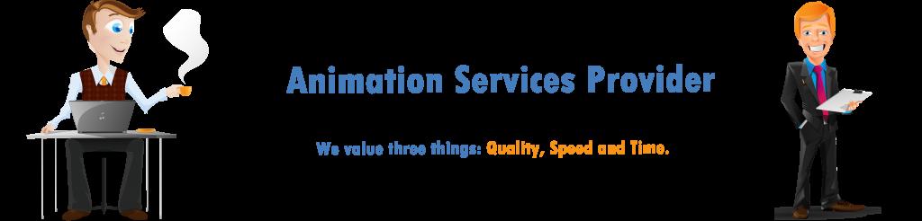 Animation Service Provider Banner