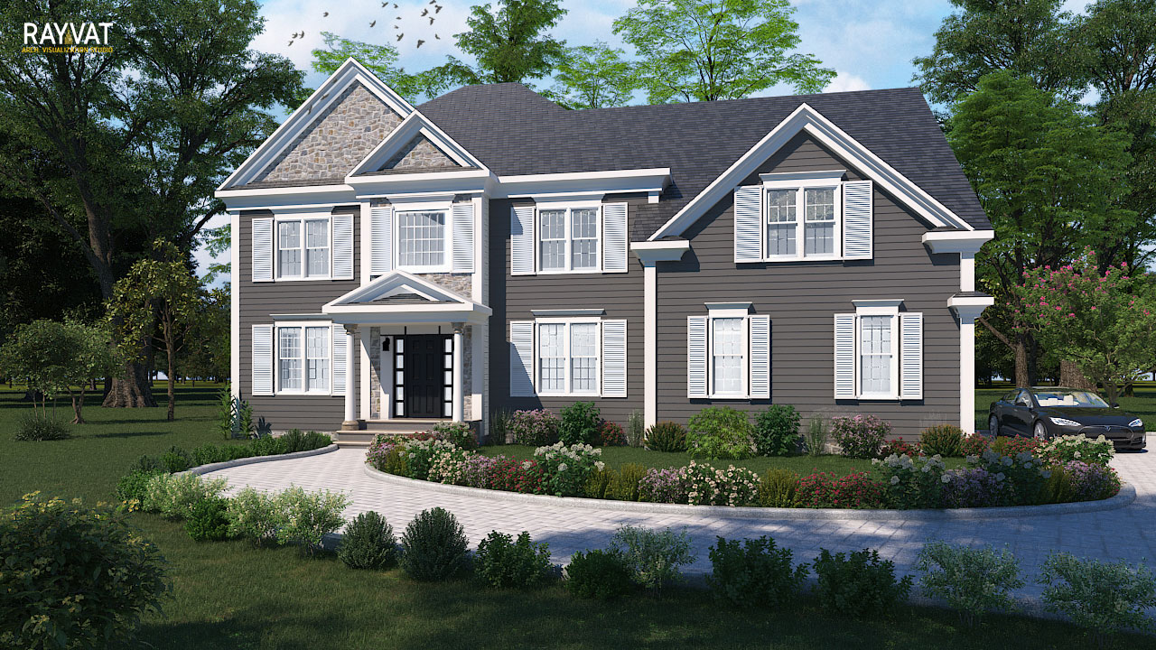 Architectural 3D Renderings