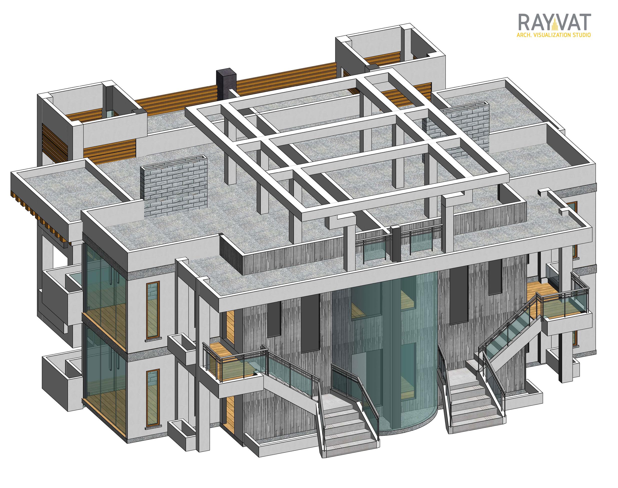 3D Modeling Construction