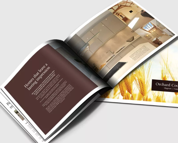 Design and Distribute Printed Marketing Pieces