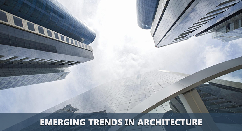 EMERGING TRENDS IN 3D ARCHITECTURE