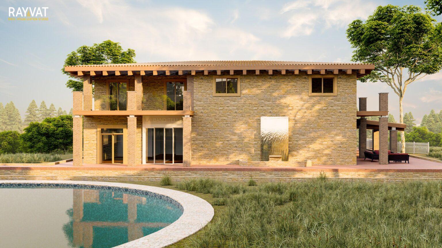 'IDYLLIC-FARMHOUSE'---3D-EXTERIOR-RENDERING---LOMBARDY,-ITALY-min