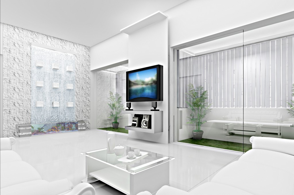Usage of 3D Interior Rendering Services