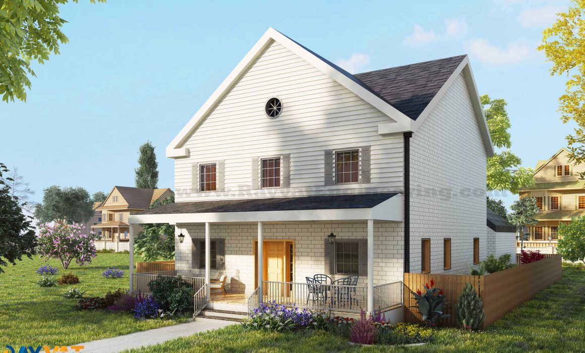 Outsourcing Architectural 3D Modeling Services