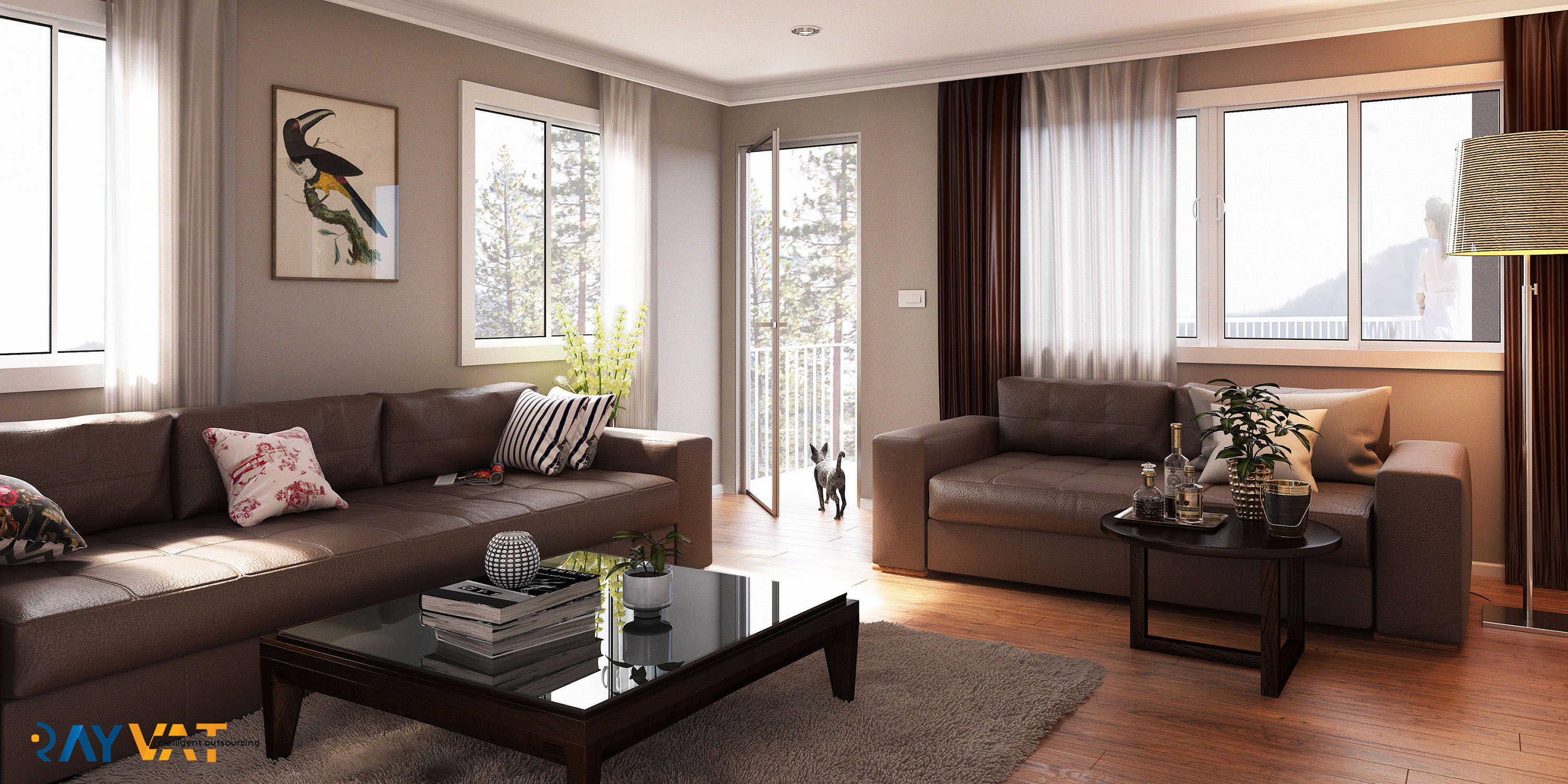 3D Interior Renderings Sydney
