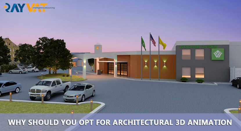 Creating a Virtual World with Architectural 3D Animation