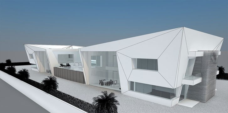 3D Architectural Visualization Services California