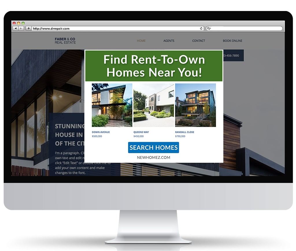3D Images on Contextual Advertising Banners